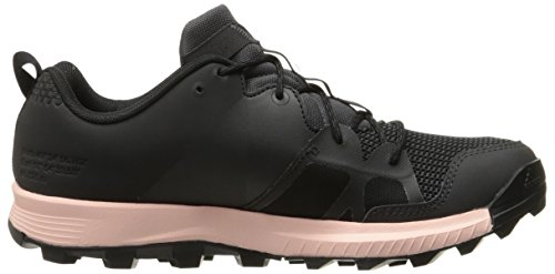 adidas outdoor Womens Kanadia 8 TR Trail Running Shoe Utility Black/Black/Vapour Pink 3MoNF