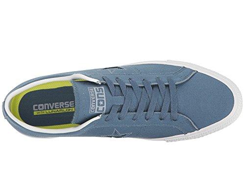 Converse one star pro–Deportivas Para Hombre–Blue Coast/Blue Gran Blue silber