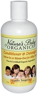 product image for Nat Cond/Detnglr Baby Van Size 8z Nat Conditioner/Detangler Baby Vanilla Tangerine 8z