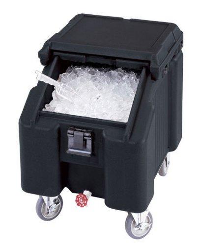 Cambro (ICS100L4S110) 100 lb Ice Caddy - SlidingLid by Cambro