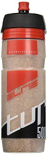 Elite 0141305 Turacio Water Bottle, Red/Brown