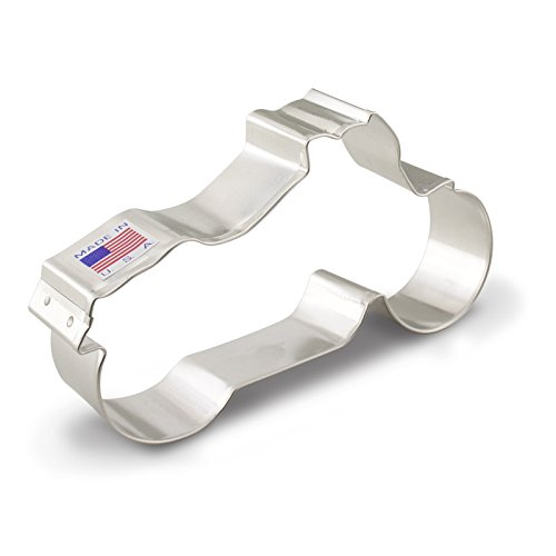 motorcycle cookie cutter - 1