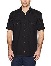 Men's Short Sleeve Work Shirt