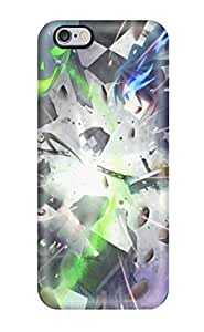 DanRobertse Slim Fit Tpu Protector MyKaPTC8142DEjsW Shock Absorbent Bumper Case For Iphone 6 Plus