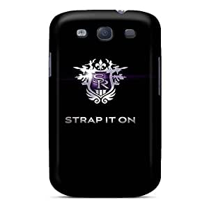 Great Cell-phone Hard Covers For Samsung Galaxy S3 (HMz16369BkgP) Unique Design Lifelike Saints Row 3 Pictures