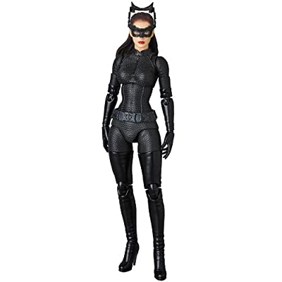 Medicom The Dark Knight Rises: Selina Kyle Catwoman (Version 2.0) Maf Ex Action Figure: Medicom: Toys & Games