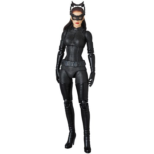 Medicom The Dark Knight Rises: Selina Kyle Catwoman (Version 2.0) Maf Ex Action Figure]()