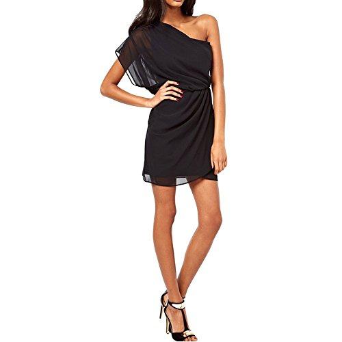 Pinkyee CLAK0235319 - Vestido Negro