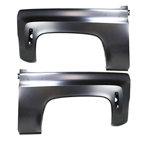 Partomotive For 73-80 Chevy C/K Pickup Truck Fender Quarter Panel Left Right Side SET -
