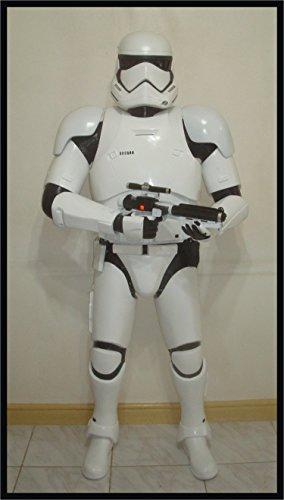 Star Wars Life Size Stormtrooper Statue/Mannequin Prop ()