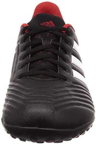 18 ftwbla Fútbol Predator Negro rojo Adidas De 001 Tango Tf Para Botas negbás 4 Hombre xEqR1g7pn