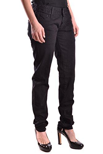 Donna Mcbi107074o Cotone Dsquared2 Nero Jeans C5w8pqP