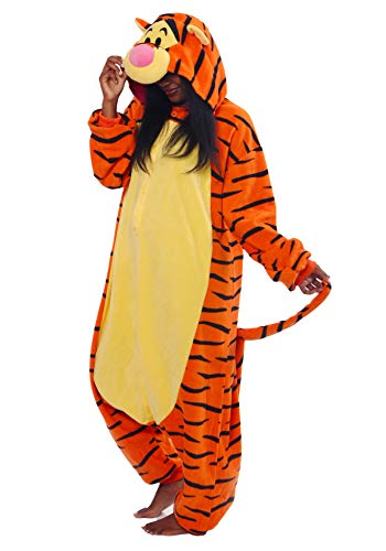 Tigger Kigurumi - Adults Costume]()