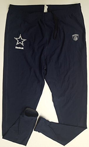 Dallas Cowboys Compression Pants with Elastic Bottom Under Jerseys GAME USED from Oxnard Training Camp 4XL