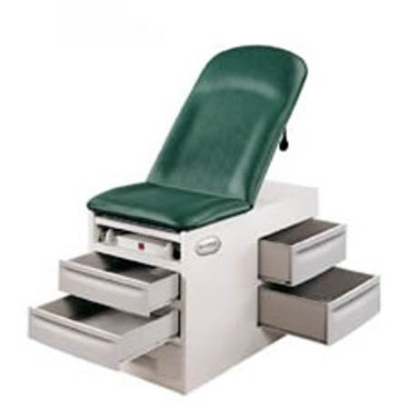 - Brewer Company Basic Exam Table Side Drawers Left - Model 4000-XX-L - Each
