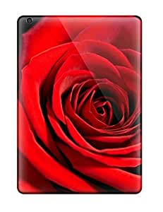 Ipad Air Cover Case - Eco-friendly Packaging(red Rose)