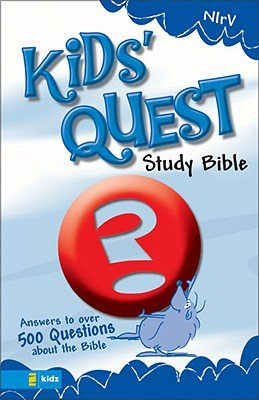 Download Kids' Quest Study Bible-NIRV: Real Questions, Real Answers [B-NV-ZON -SS] ebook