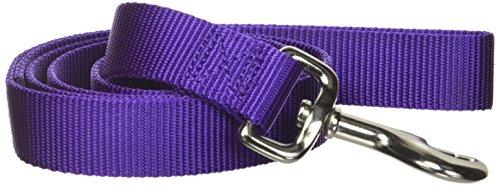 Premier Leash, 1 by 4-Feet, Deep Purple
