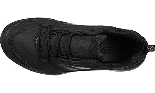 adidas Terrex Swift Climaproof, Scarpe da Arrampicata Basse Uomo Nero (Cblack/Carbon Cblack/Cblack/Carbon)