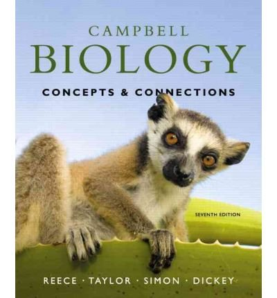 Campbell Biology: Concepts & Connections Plus MasteringBiology with eText -- Access Card Package (7th Edition)
