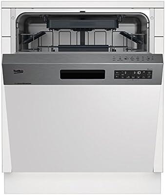 Beko DIN 28330 Totalmente integrado 13cubiertos A+++ lavavajilla ...