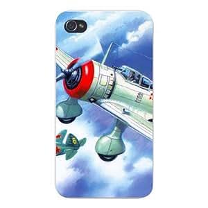 Apple Iphone Custom Case 6 4.7 Snap on - Japanese WWII World War 2 Fighter Plane ICM Ki-27b