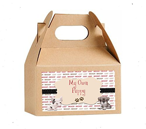 Puppy Dog Adoption Party Theme Decoration Invitation Supply Kit (My Own Puppy)