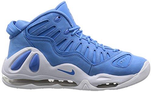 Nike Air Max Mens Uptempo 97 Come Qs, Università Blu / Bianco, 9 Noi M