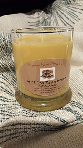 - Common Scents Wax Co,