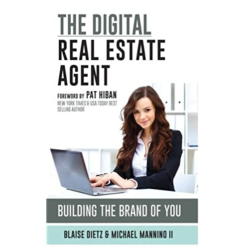 Real estate marketing amazon the digital real estate agent building the brand of you reheart Image collections