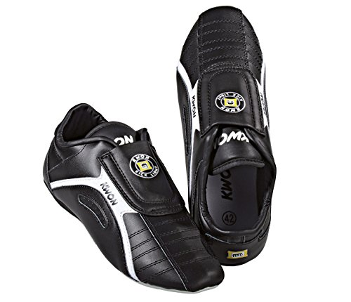 KWON Trainingsschuh Kick Light in 2 Farben  35 EU,  - negro