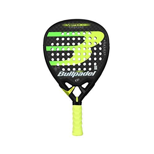 Black 380 Bullpadel Vertex 02 Control Shovels Adult Unisex
