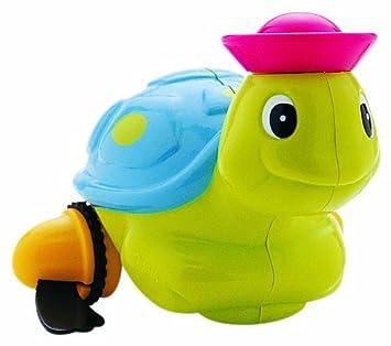 Bebe Confort 30608600 - Juguetes Baño Nadadores Tortuga/Pato (Dorel)