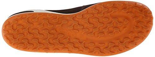 80222459102 marrone Marrone Ecco Chiuseuomo Scarpe Uomo Biom Lite 45 xY0qP