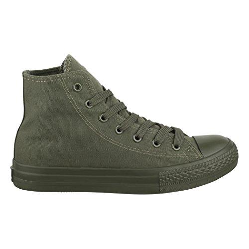 36 Sneakers Unisex Tessile Top Uomo Sport Elara Donna nbsp; Per Scarpe High Sneaker Pwqpwx6F