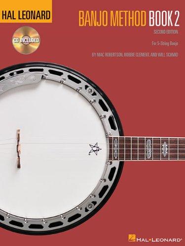 Hal Leonard Banjo Method Book product image