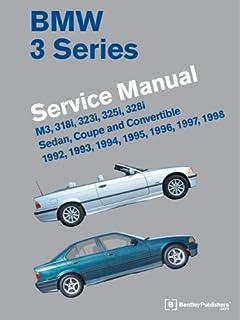 BMW 3 Series (E36) Service Manual 1992, 1993, 1994, 1995,