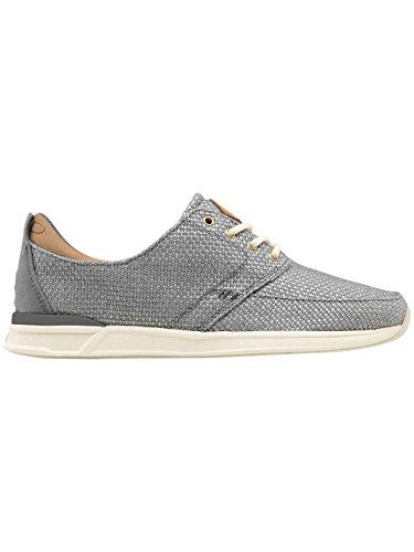 Reef Rover Low Tx, Zapatillas para Mujer Gris - gris
