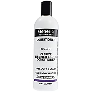 Generic Value Products Conditioner Compare to Clairol Shimmer Lights Conditioner