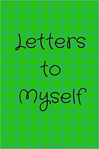 letters to myself 6 x 9 white blank lined paper blank letter format journal to write in letters trueheart designs 9781721624676 amazoncom