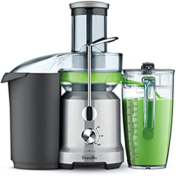 Refurb Breville BJE430SIL Fountain Cold Electric Juicer