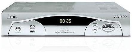 Axil AD 600 - Sintonizador de TV: Amazon.es: Electrónica