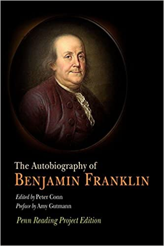 image for The Autobiography of Benjamin Franklin: Penn Reading Project Edition