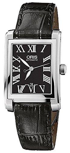 Oris Rectangular Date Ladies Watch 56176564074LS