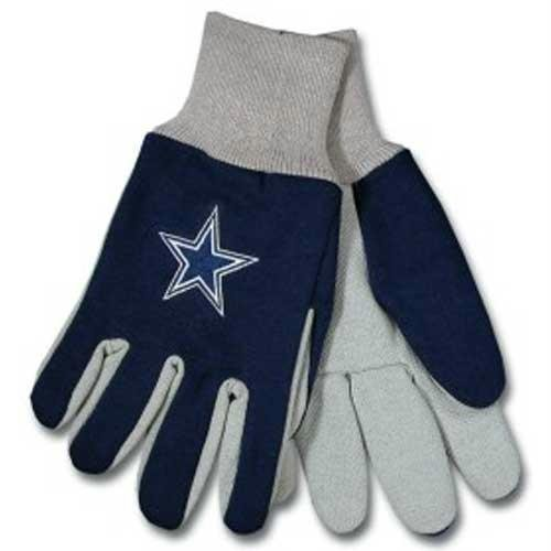 Dallas Cowboys NFL Two Tone Gloves ()