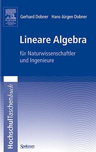 Lineare Algebra für Naturwissenschaftler und Ingenieure