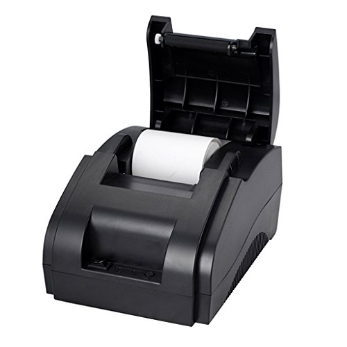 Almencla Cash Receipt Bill Thermal Printer for Business Bluetooth Support for Shops, Stores, Hospitals, clinics, and…