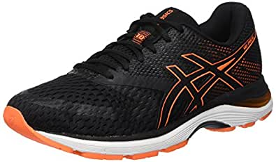 ASICS Gel-Pulse 10 Mens Running Trainers 1011A007 Sneakers Shoes (UK 6 US 7 EU 40, Black Black 001) 001