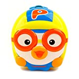 Pororo Little Kid Luggage 3D Trolley Carry-on Hand Luggage 15''