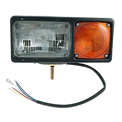 Grote 64241 Per-Lux Snowplow Lamp (Beam, LH): Automotive